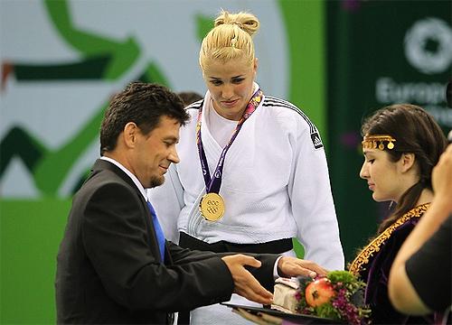 Церемонія нагородження Інни Черняк
