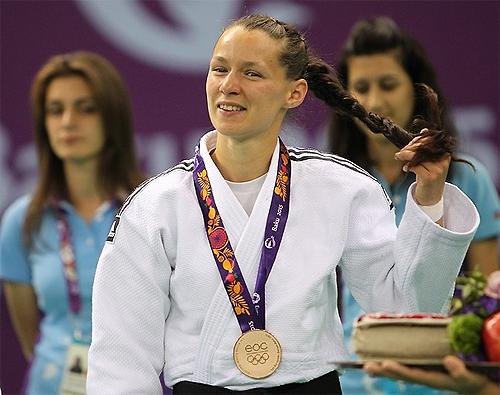 Бронзова медаль Наталії Ніколайчик