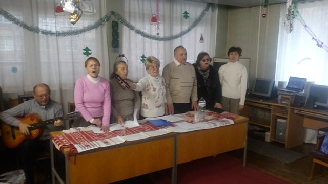 Виступ Львів'ян