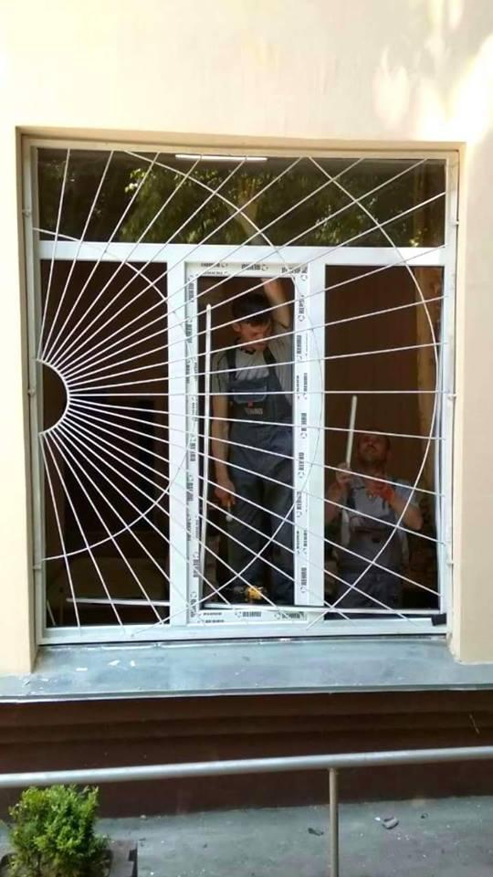 Вікно Rehau