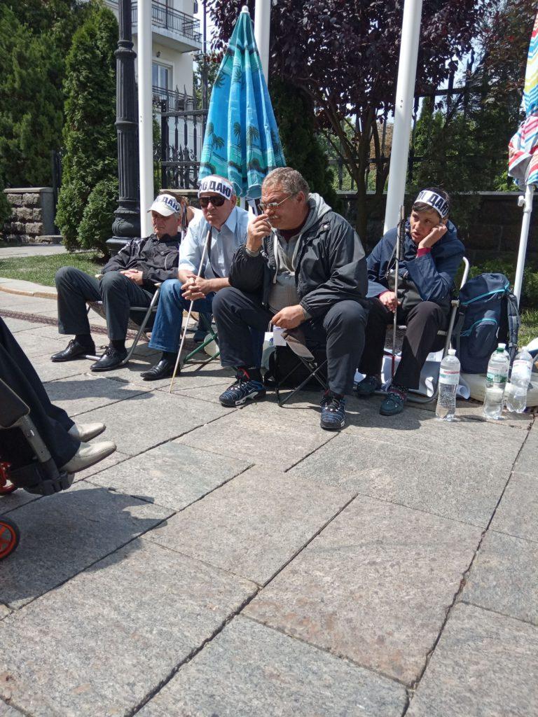 учасники голодування