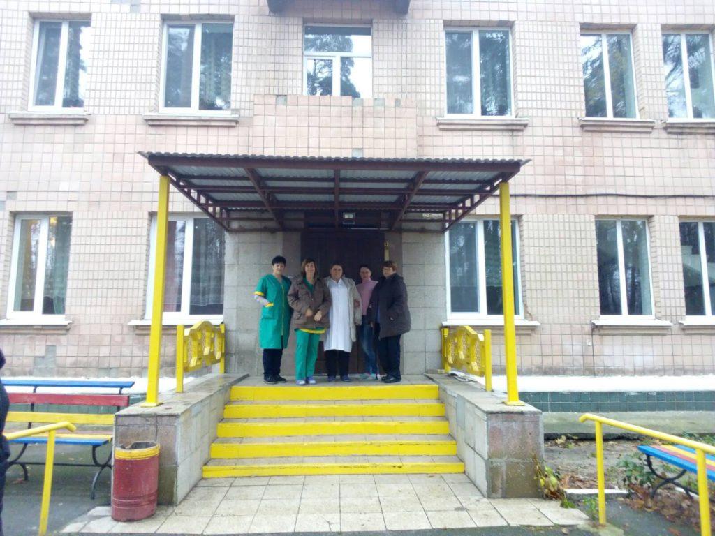 Боярський будинок відпочинку УТОС