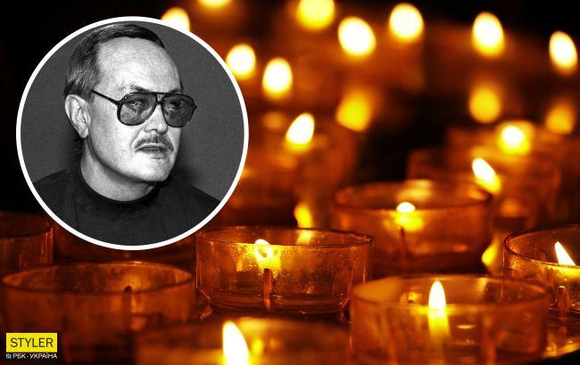 Пішов з життя легендарний український диктор Микола Козій
