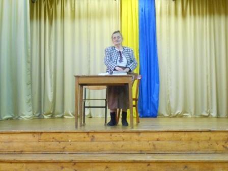 Поетеса Тетяна Фролова