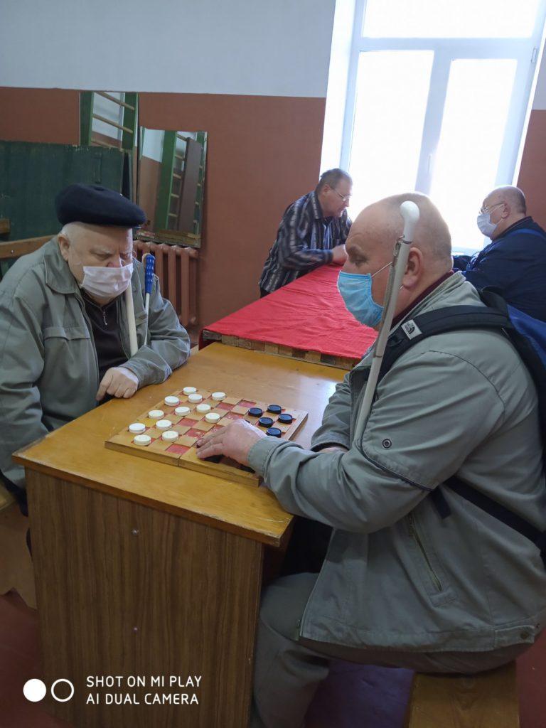 Шашковий турнір у Рівному